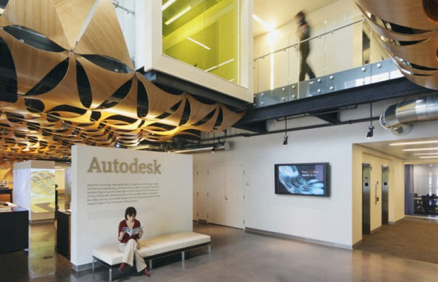 Autodesk AEC HQ – Digital Layout Explanation