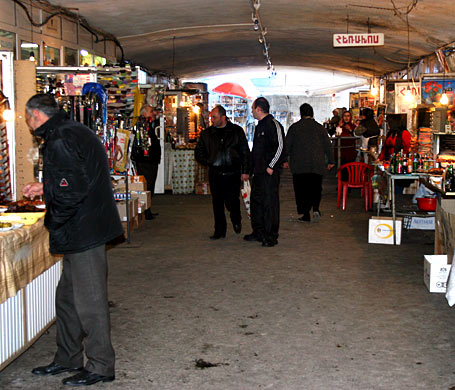 Yerevan marketplace