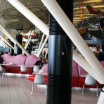 Cool things in the Amsterdam airport