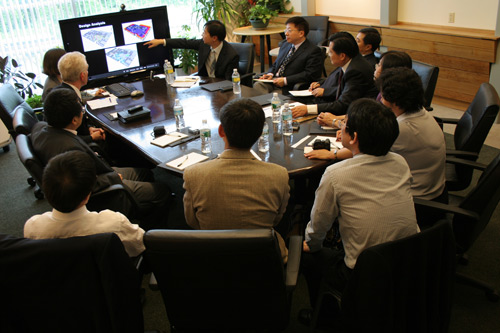 Delegation from China visits Tocci - Tocci Building Companies