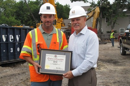 Tocci Safety Excellence: 17 Years and Counting!