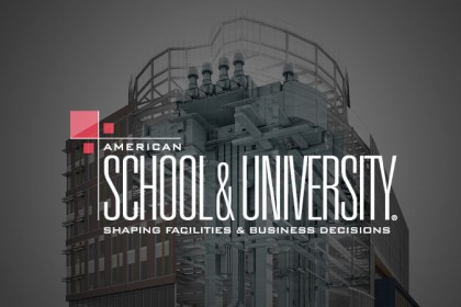 Tocci featured in American School & University