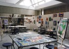 Elson Arts Center - Painting Studio
