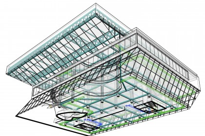 Yale School of Architecture's Building Systems Integration Course