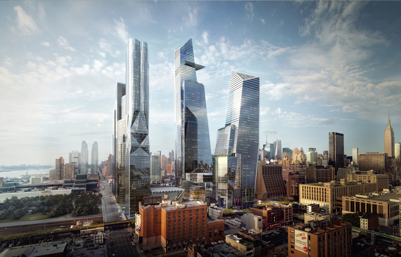 Hudson Yards Tocci Building Corporation