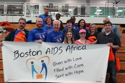 Boston AIDS Africa a huge success