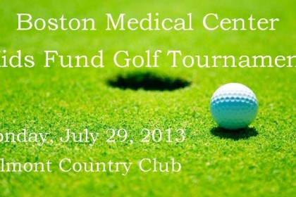 2013 BMC Kids Fund Golf Tournament