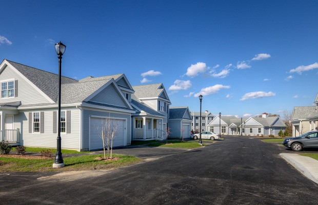 LIFE Colonial Village – Townhouses