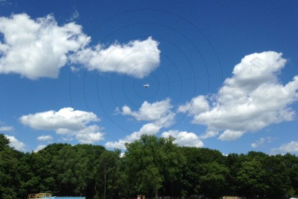 The Scoop: It's a Bird, It's a Plane, It's a…Drone