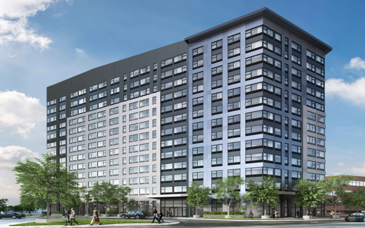 tocci awarded mixed use tower in jersey city tocci building