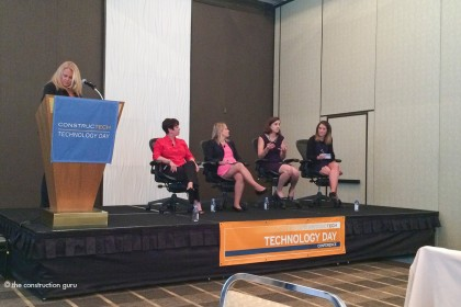 Jennifer Heikkinen Speaks at Constructech's Annual Technology Day