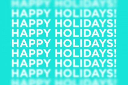 Happy Holidays from Tocci Building Companies!