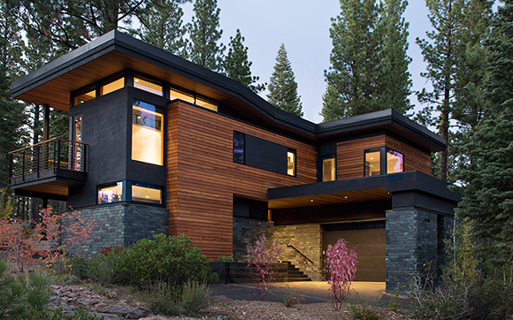 Martis home in Truckee, CA by Method Homes.
