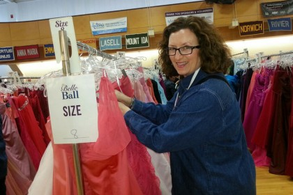 Belle of the Ball: Boutique Day