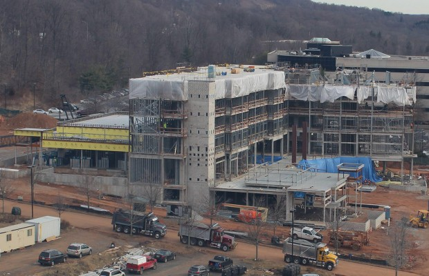 The Scoop: Buildings On The Rise