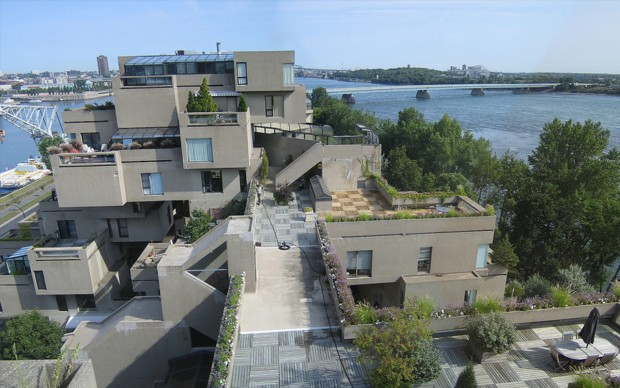 Habitat 67 completed