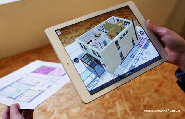 Augmented Reality in the AEC Industry