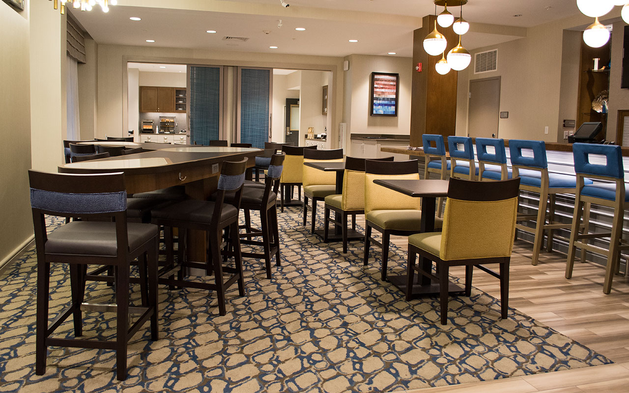 Tocci Completes Homewood Suites By Hilton In Brookline  Ma