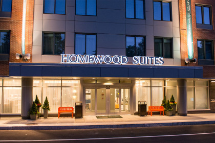 Tocci Completes Homewood Suites by Hilton in Brookline, MA