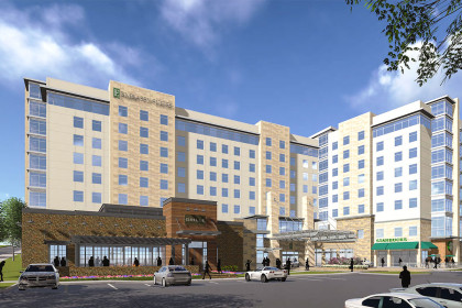 Tocci Building Companies Announces New Retail and Event Space at Embassy Suites Hotel in Berkeley Heights, NJ