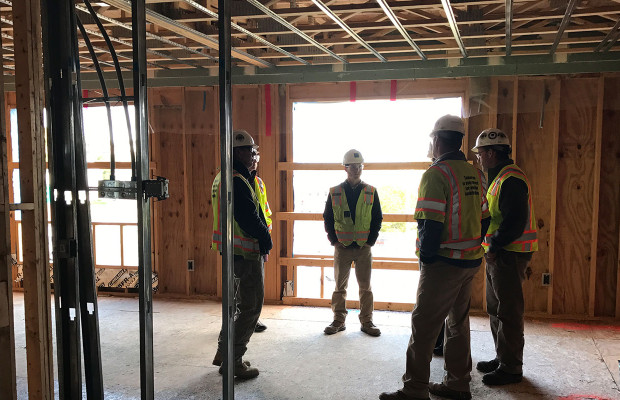 The Scoop: Touring The Homewood Site