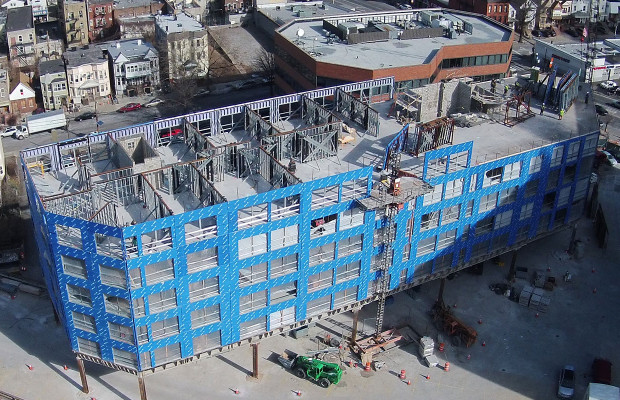 Prefab Wall Panels: The Advantages of a Highly Engineered System