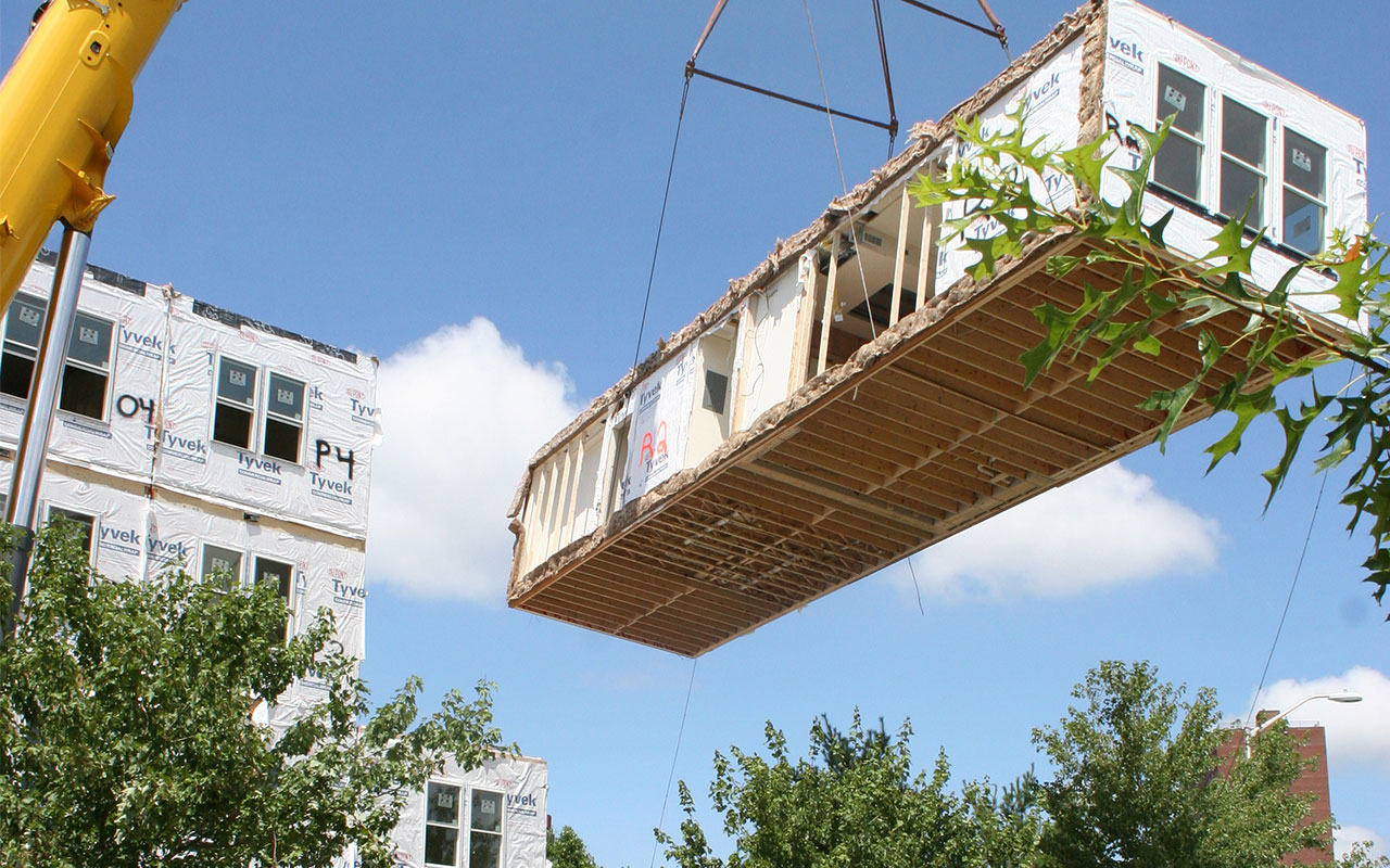 What Is Modular Construction the scoop: modular construction - tocci building corporation