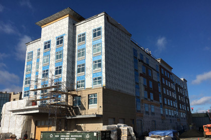 The Scoop: Project Update In Worcester