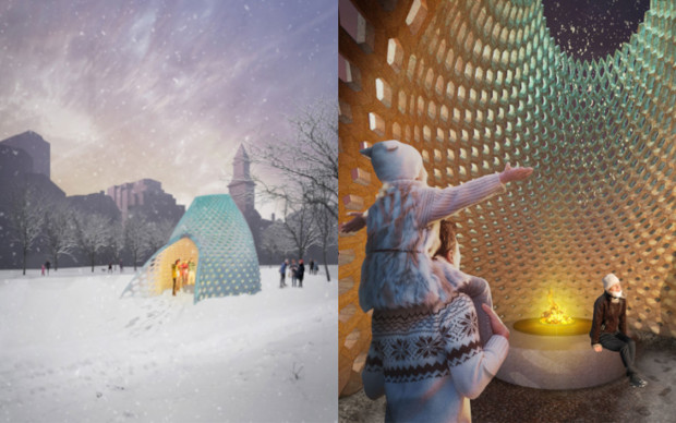 WinterLight Renderings