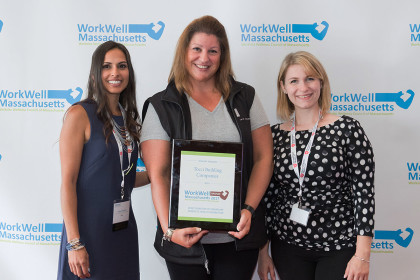 Tocci Named 2017 WWCMA WorkWell MA Bronze Level Winner
