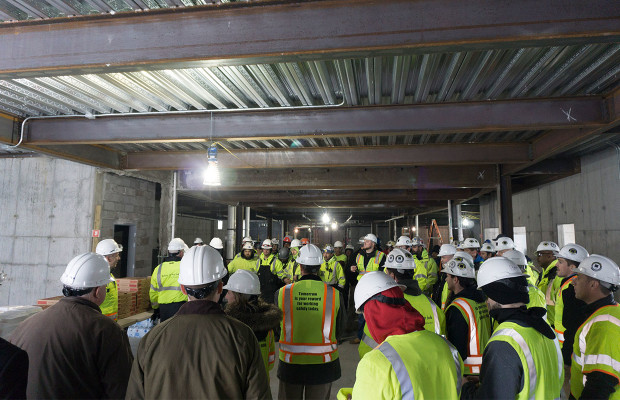 The Scoop: Topping Off at Station Row