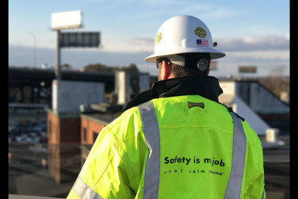 From the Office to the Job Site: <h2> Safety is Everyone's Job </h2>