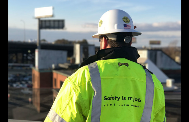 From the Office to the Job Site: <h2> Safety is Everyone&#8217;s Job </h2>