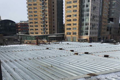 The Scoop: Progress at Hilton Homewood Suites Providence