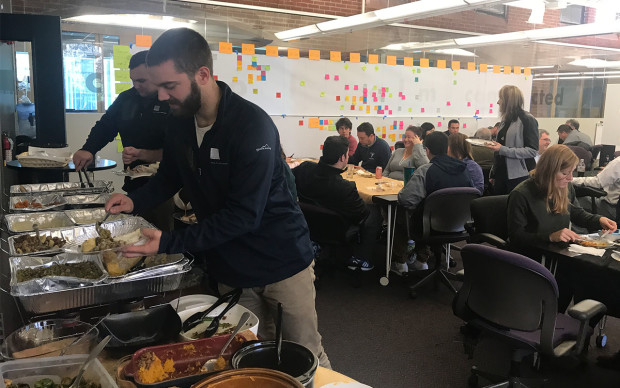 Thanksgiving Potluck Fundraiser