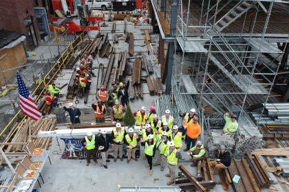 The Scoop: Topping Off at 88 Wareham