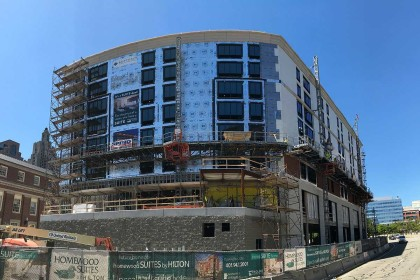 The Scoop: Update on Homewood Suites Providence