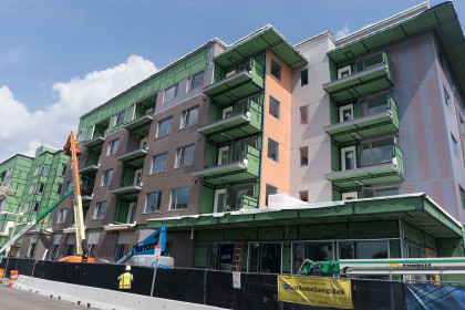 The Scoop: Progress at Coppersmith Village