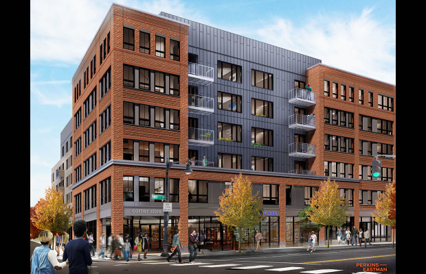 Tocci Selected by Urban Spaces as Builder for Kendall East