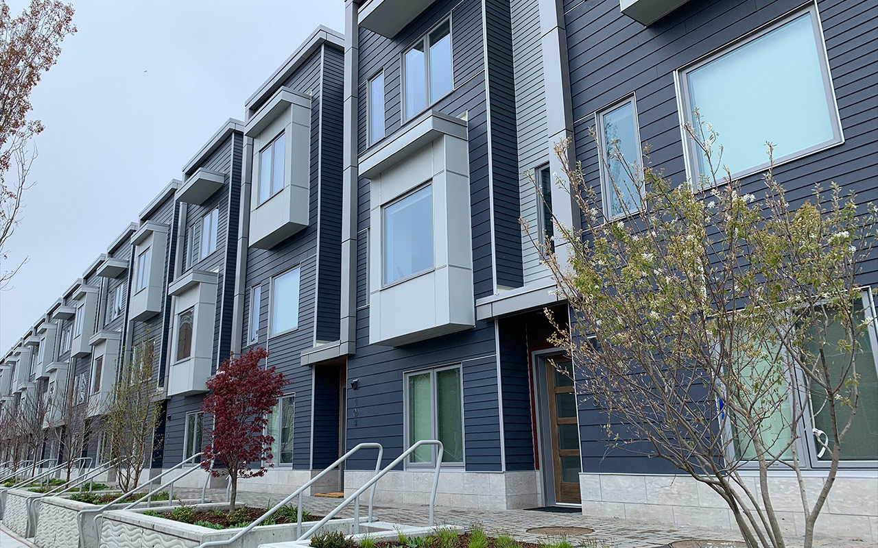 Townhomes-back