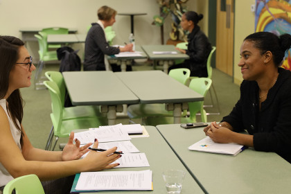 Mock Interview Workshop at Project Hope