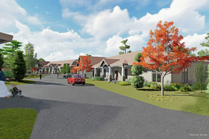 Tocci Selected as Design-Builder for U.S. Army Housing in Natick