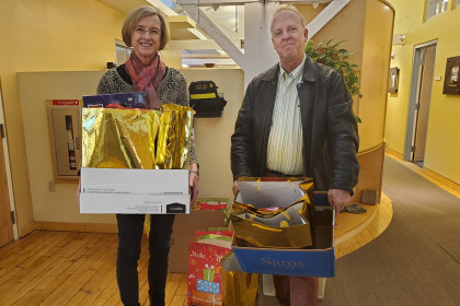 Straight Ahead Ministries Holiday Gift Donations