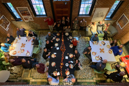 Thanksgiving Potluck: Supporting the Council of Social Concern