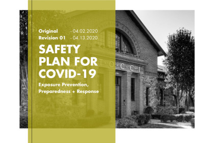 Tocci Covid-19 Safety Plan