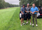 """As a recent college grad, Luke spends time with friends from home and college. They frequent the basketball courts or watch Netflix, but they also make time for a golf tournament in Orleans every summer – the """"Case Escape,"""" as they call it! """"Last year, sixteen of us made it and we paired off in groups of four. It just so happens that my group won."""""""