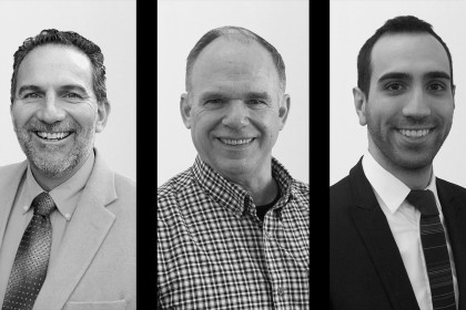 Tocci Promotes Jim Boucher, Bill Welch, and Marvin Lahoud