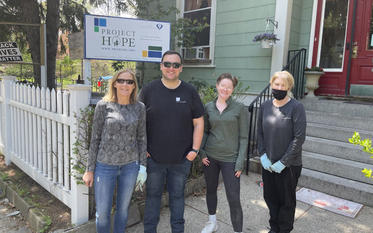 Tocci's 3rd Annual Project Hope Shelter Clean-up